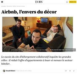 Airbnb, l'envers du décor - 24 août 2013