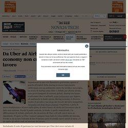Da Uber ad Airbnb, perché la sharing economy non crea veri posti di lavoro