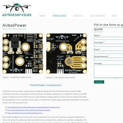 AirbotPower