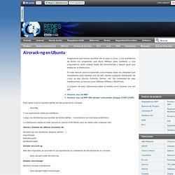 Aircrack-ng en Ubuntu
