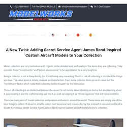 Adding Custom Aircraft Models to Your Collection
