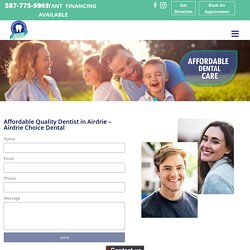 Why Us Affordable Dentist