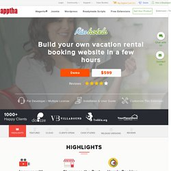 Online Accommodation Booking Script