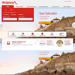 Airlines Official Site | Flights, low airfares, hotels and car rentals