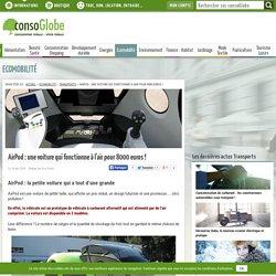 AirPod : une voiture qui fonctionne à l'air pour 8000 euros ! - Page 2 sur 2