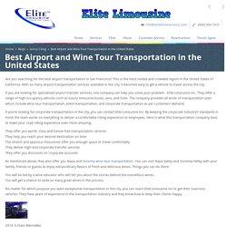 Airport Transfer San Francisco
