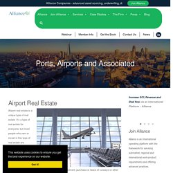 Alliance Commercial - Airport Real Estate