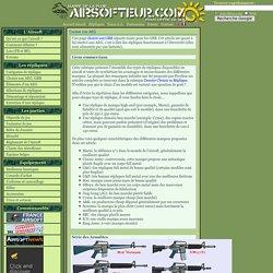 Airsofteur.com : choisir son AEG