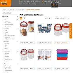 Buy Airtight Plastic Containers online - JaypeePlus