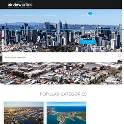 Aerial Photography: Airview Image & Stock Photo Service: Austral