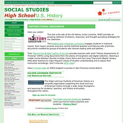 AISD: Social Studies - High School