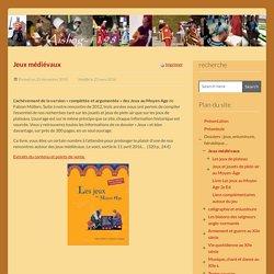 Aisling-1198 sur les jeux médiévaux et jouets du Moyen Age