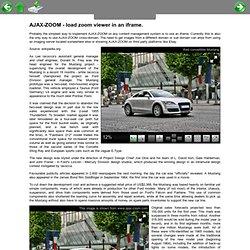iframe wordpress ebay image zoom
