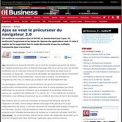 Ajax se veut le précurseur du navigateur 2.0