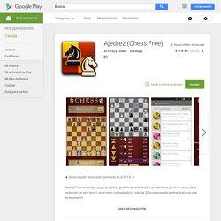Ajedrez (Chess Free)