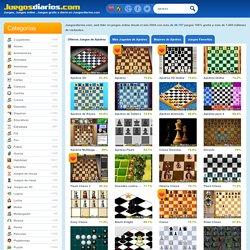 Ajedrez - Juegos Gratis en Juegosdiarios.com