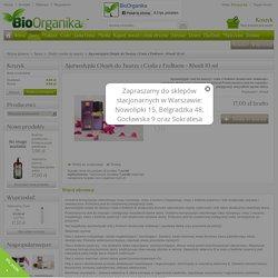 Ajurwedyjski Olejek do Twarzy i Ciała z Fiołkiem - Khadi 10 ml - Kosmetyki Naturalne BioOrganika.pl - Piękno tkwi w naturze!
