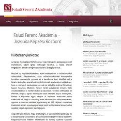 Faludi Ferenc Akadémia – Jezsuita Képzési Központ