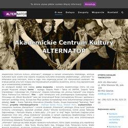 Akademickie Centrum Kultury ALTERNATOR