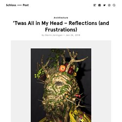 'twas All in My Head | Akademie Schloss Solitude: Schlosspost