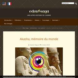 Akasha, mémoire du monde