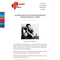 Les Photos De Nus De Cuneyt Akeroglu Pour Antidote Magasine