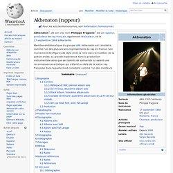 Akhenaton (rappeur)