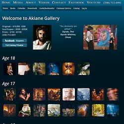 Gallery Home Page - Akiane, child prodigy