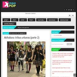 Akihabara: tribus urbanas (parte 2)
