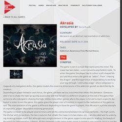 Akrasia - Games For Change