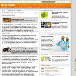 """Goldminen-Aktien: """"Investiere nicht in Gold, sondern in Schaufeln"""" - Zertifik..."""