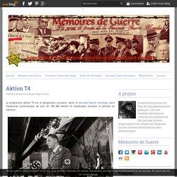 Aktion T4 - Mémoires de Guerre