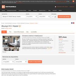 Akureyri H.I. Hostel Akureyri