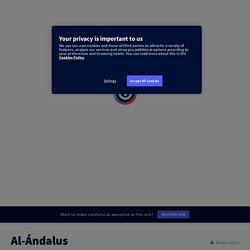 Al-Ándalus by Víctor on Genially