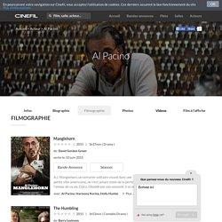 Al Pacino : sa filmographie