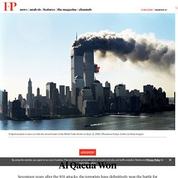 Al Qaeda Won