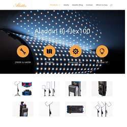 Aladdin Bi-Flex 100 - Aladdin Lights