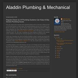 Browse aladdinplumbing.com