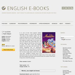 Aladdin by Ruth Hobart