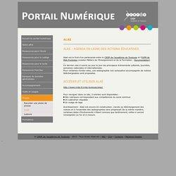 ALAE - CRDP de l'académie de Toulouse