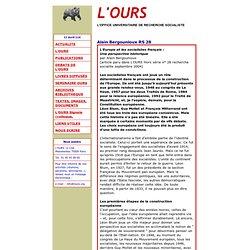 Alain Bergounioux RS 28