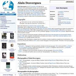 Alain Desvergnes