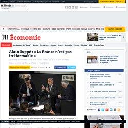 Juppé : encore et toujours une vision ancienne du monde
