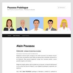 Poussou Podologue