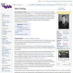 4. Alan Turing : portrait d'un savant