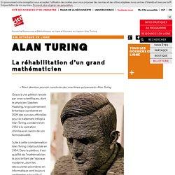 Alan Turing - Portraits de savants