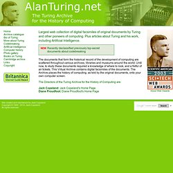AlanTuring.net