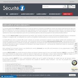 Alarme sans fil Risco Agility 3 - SECURITE 1