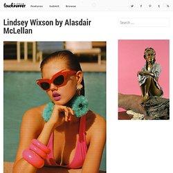 Lindsey Wixson by Alasdair McLellan