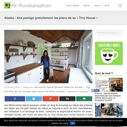 Alaska : Ana partage gratuitement les plans de sa «Tiny House»